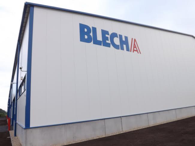 Ingrid L. Blecha magyarországi fióktelepe logisztikai központ