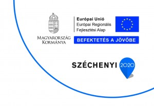 Széchenyi 2020 ERFA logo