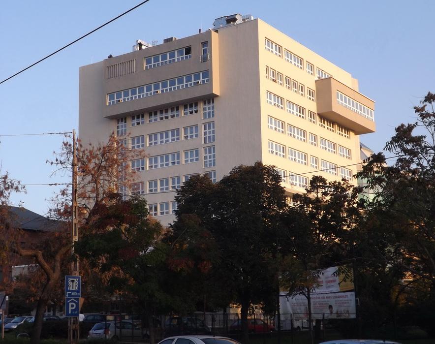 Gottsegen György Országos Kardiológiai Intézet főépülete