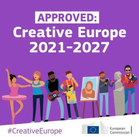 Kreatív Európa 2021-2027