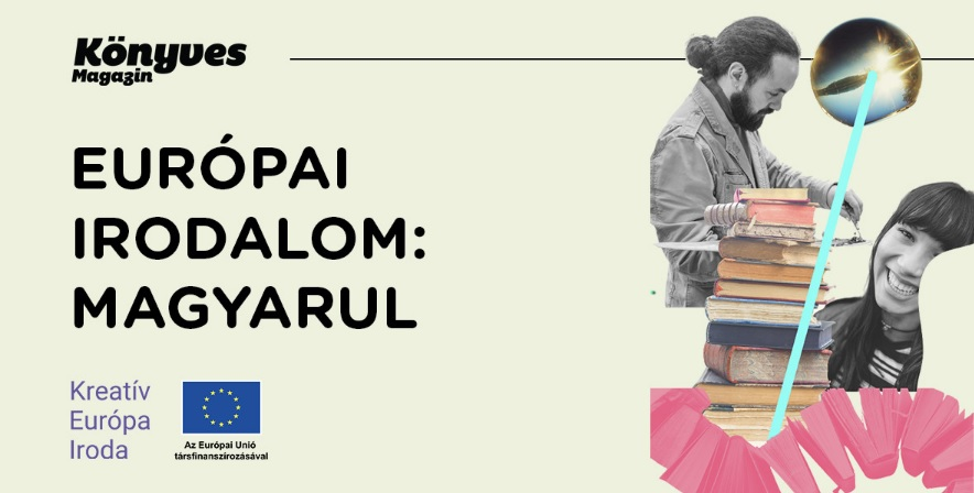 Könyves Magazin - Európai irodalom magyarul
